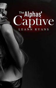 Book Cover: The Alphas' Captive