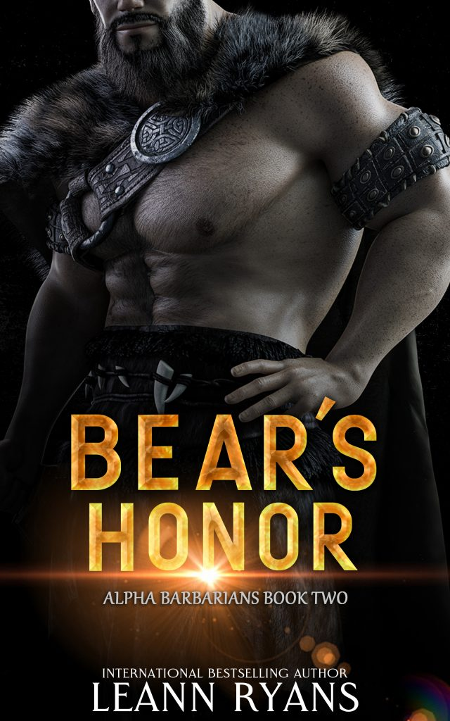Book Cover: Bear's Honor