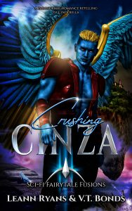 Book Cover: Crushing Cinza