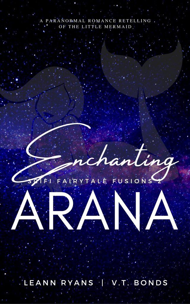 Book Cover: Enchanting Arana