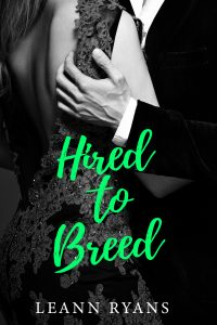 Book Cover: Hired to Breed