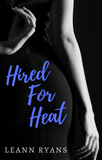 Book Cover: Hired for Heat