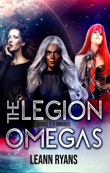 Book Cover: The Legion Omegas Omnibus (Leaving Soon!)