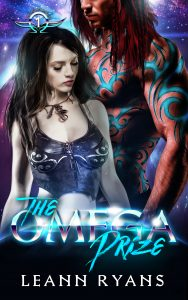 Book Cover: The Omega Prize