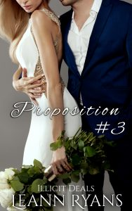 Book Cover: Proposition #3