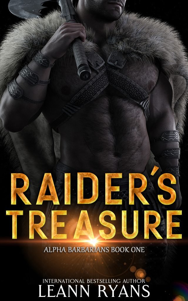 Book Cover: Raider's Treasure