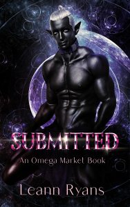 Book Cover: Submitted