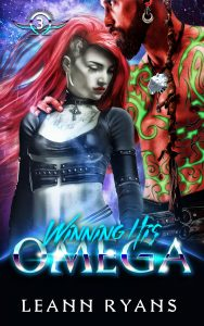 Book Cover: Winning His Omega