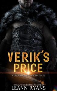 Book Cover: Verik's Price